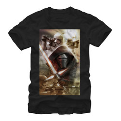 Image for Star Wars Episode 7 Invasion T-Shirt