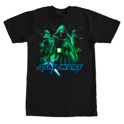 Image for Star Wars Episode 7 Tri Glow T-Shirt