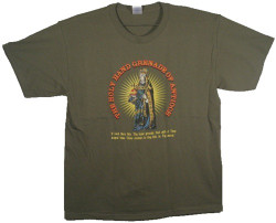 Image for Monty Python T-Shirt - Holy Hand Grenade of Antioch