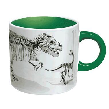 Image for Dinosaur Transforming Coffee Mug