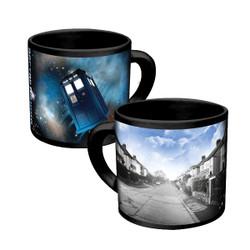 Image for Doctor Who Tardis Transforming Coffee Mug