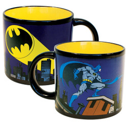 Image for Batman Bat Signal Transforming Coffee Mug