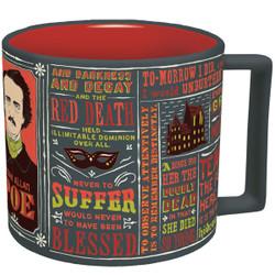 Image for Edgar Allen Poe Coffee Mug