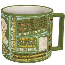 Image for Mark Twain Coffee Mug