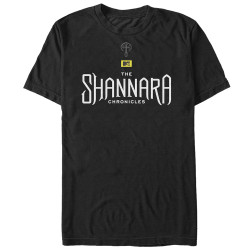 Image for The Shannara Chronicles Logo with Ellcrys T-Shirt