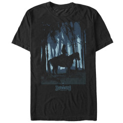 Image for The Shannara Chronicles Horse in the Mist T-Shirt