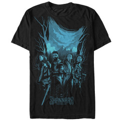 Image for The Shannara Chronicles In to the Woods T-Shirt