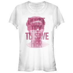 Image for The Shannara Chronicles Juniors T-Shirt - Save Her