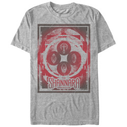 Image for The Shannara Chronicles Distressed Logo T-Shirt