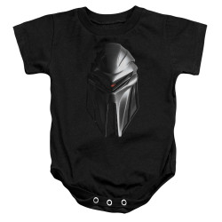 Image for Battlestar Galactica Baby Creeper - Cylon Head