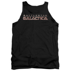 Image for Battlestar Galactica Tank Top - Logo