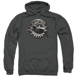 Image for Battlestar Galactica Hoodie - Viper Squadron