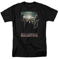 Image for Battlestar Galactica T-Shirt - Crossroads