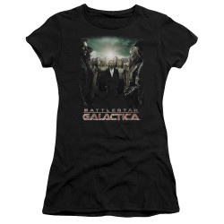 Image for Battlestar Galactica Juniors T-Shirt - Crossroads