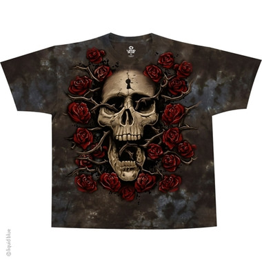 Image for Skull Head Turner T-Shirt