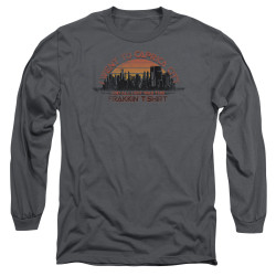 Image for Battlestar Galactica Long Sleeve Shirt - Carpica City