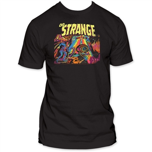 1ba24bef Dr. Strange T-Shirt - NerdKungFu