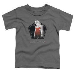Image for Battlestar Galactica Toddler T-Shirt - Cylon Tech