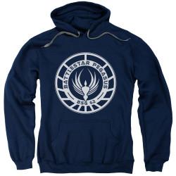 Image for Battlestar Galactica Hoodie - Pegasus Badge