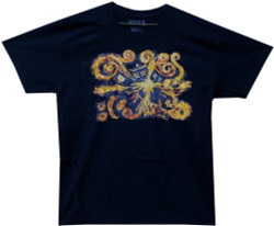 Image for Doctor Who T-Shirt - Van Gogh Tardis