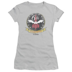 Image for Battlestar Galactica Juniors T-Shirt - Vampires Badge