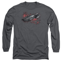 Image for Battlestar Galactica Long Sleeve Shirt - the Ship