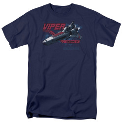 Image for Battlestar Galactica T-Shirt - Viper Mark II