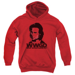Image for Battlestar Galactica Youth Hoodie - WWGD