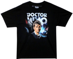 Image for Doctor Who T-Shirt - Tennant Collage