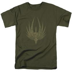 Image for Battlestar Galactica T-Shirt - Phoenix