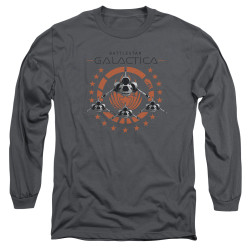 Image for Battlestar Galactica Long Sleeve Shirt - Squadron