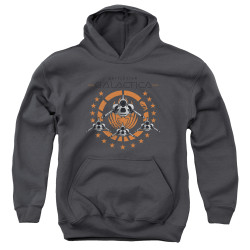 Image for Battlestar Galactica Youth Hoodie - Squadron