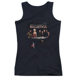 Image for Battlestar Galactica Juniors Tank Top - Destiny