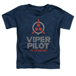 Image for Battlestar Galactica Toddler T-Shirt - Viper in Training