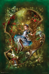 Image for Alice in Wonderland Poster