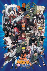 Image for Naruto Poster - Characters