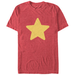 Image for Steven Universe Star T-Shirt