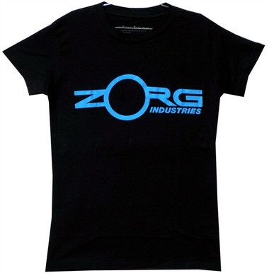 Image for The Fifth Element Zorg Industries Girls T-Shirt