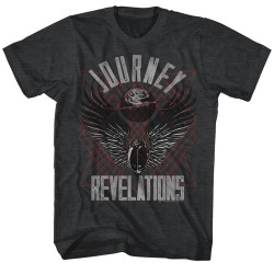 Image for Journey T-Shirt - Revolutions Heathers