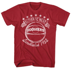 Image for Hoosiers Authentic Wear T-Shirt