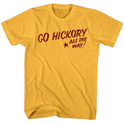 Image for Hoosiers Go Hickory T-Shirt
