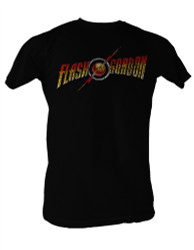 Image Closeup for Flash Gordon Logo T-Shirt