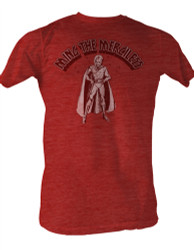 Image Closeup for Flash Gordon Ming the Merciless T-Shirt
