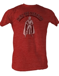 Image Closeup for Flash Gordon Ming the Merciless T-Shirt