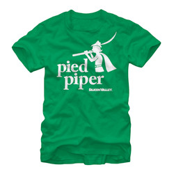 Image for Silicon Valley Pied Piper Logo T-Shirt