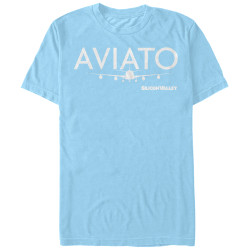 Image for Silicon Valley Aviato Logo Premium T-Shirt