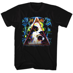 Image for Def Leppard T-Shirt - Hysteria Cover