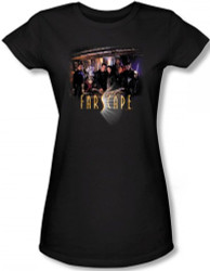 Image for Farscape Cast Girls Shirt