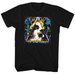 Image for Def Leppard T-Shirt - Hysteria Classic