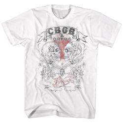 Image for CBGB T-Shirt - Forever